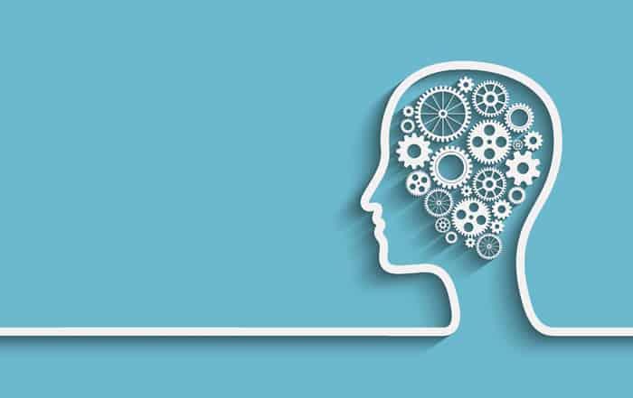 Gehirn mit Zahnrädern | Wirkung der Hypnose auf das Gehirn, Stanford-Studie | Reset Your Head